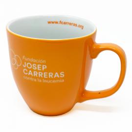 Tassa solidària per a regalar esmorzar Fundació Josep Carreras