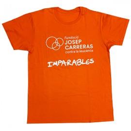 Samareta solidària Imparables Fundació Josep Carreras català