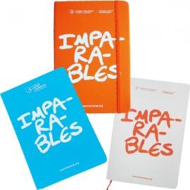 Llibretes solidàrias Imparables Fundació Josep Carreras