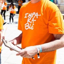Polseres solidàries Imparables contra el càncer Fundació Josep Carreras