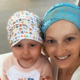 Pañuelos contra el cáncer Fundación Josep Carreras