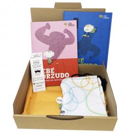 Pack regal solidari Dia del Pare El bebè forçut Fundació Josep Carreras