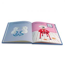 Libro El bebé forzudo Fundación Josep Carreras