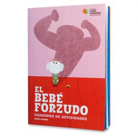 Llibre d'activitats El bebè forçut Fundació Josep Carreras