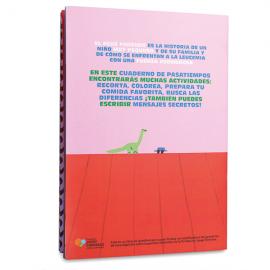 Cuaderno de actividades infantil solidario El bebé forzudo