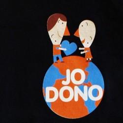 """Samarreta """"Jo dono"""" noi català"""