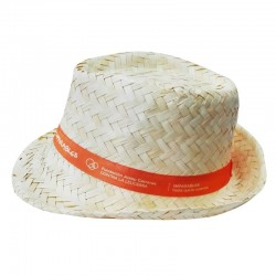 Sombrero panameño Fundación Josep Carreras