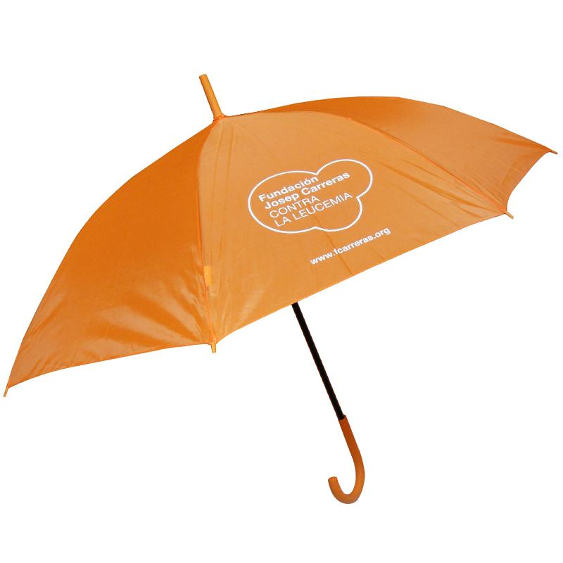 Paraguas solidario para regalar Fundación Josep Carreras